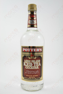 Potter's Long Island Iced Tea 1L