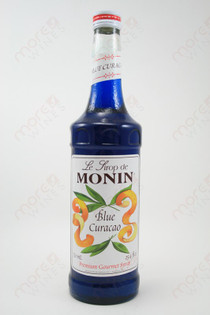 Monin Blue Curacao Syrup 750ml