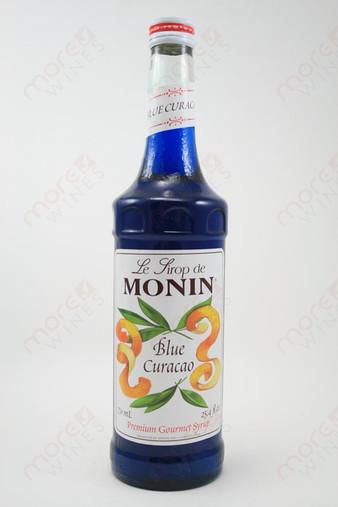Monin Blue Curacao Syrup 750ml