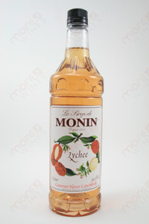 Monin Lychee Concentrate 750ml