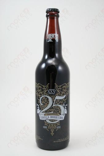 Abita 25th Anniversary Vanilla Doubledog