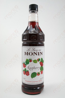 Monin Raspberry Concentrate 750ml