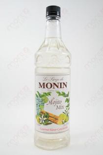 Monin Mojito Mix Concentrate 750ml