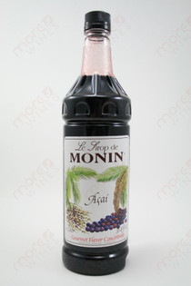 Monin Acai Concentrate 750ml
