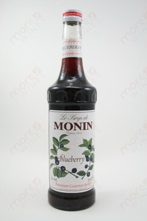 Monin Blueberry Concentrate 750ml