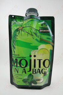 LT. Blender's Mojito In A Bag