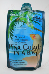 LT. Blender's Pina Colada In A Bag