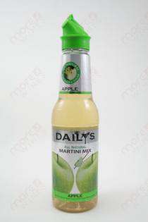 Daily's Apple Martini Mix 591ml