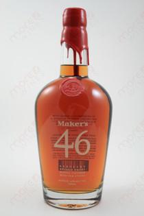 Maker's Mark 46 Whiskey 750ml