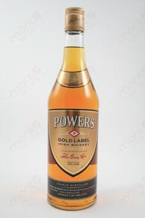 Powers Gold Label Irish Whiskey 750ml
