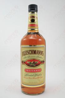Fleischmann's Blended Whiskey 1L