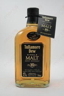 Tullamore Dew Single Malt 10 Year Old Irish Whiskey 750ml