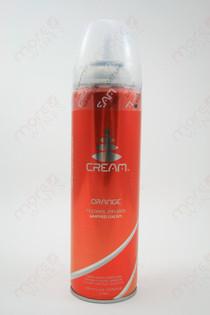 Cream Orange Alcohol Infused Whipped Cream 375ml