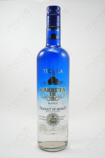 Carreta De Oro Blanco 750ml