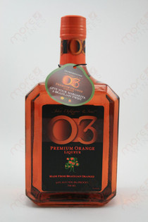 DeKuyper 03 Premium Orange Liqueur 750ml