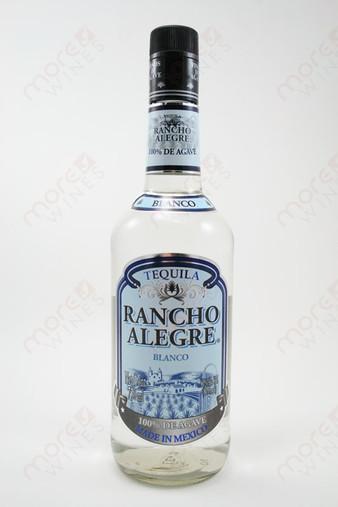 Rancho Alegre Blanco Tequila 750ml