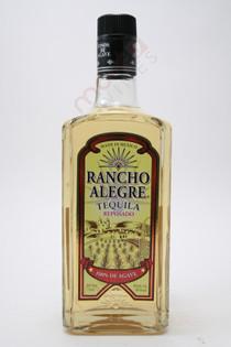 Rancho Alegre Reposado Tequila 750ml