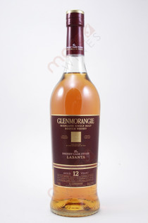 Glenmorangie 12 Year Old The Lasanta 750ml