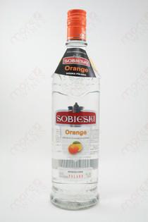 Sobieski Orange Vodka 750ml