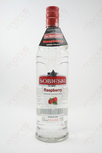 Sobieski Raspberry Vodka 750ml