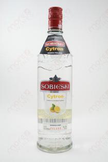Sobieski Cytron Vodka 750ml
