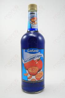 Gaetano Blue Curacao Liqueur 750ml