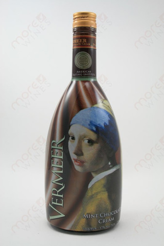 Vermeer Mint Chocolate Cream 750ml