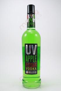 UV Green Apple Vodka 750ml