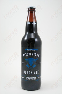Speakeasy Butcher Town Black Ale 22fl oz