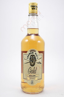 Trader Vic's Private Selection Gold Rum 750ml