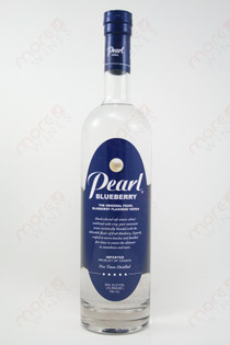 Pearl Blueberry Vodka 750ml