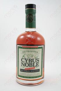 Cyrus Noble Small Batch Bourbon Whiskey 750ml