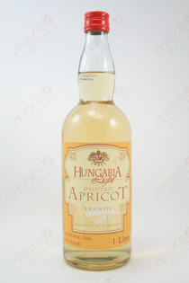 Zwack Hungaria Light Apricot Brandy 1L