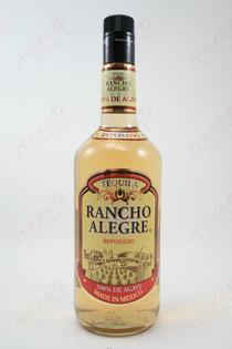 Rancho Alegre Reposado 1L