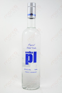 PI Vodka 750ml