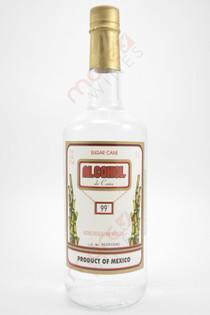 Alcohol de Cana 1L