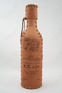 Ron Centenario Fundacion XX Anos Reserva Especial Rum 750ml