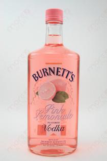 Burnett's Pink Lemonade Vodka 750ml