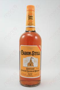 Cabin Still Kentucky Straight Bourbon Whiskey 1L