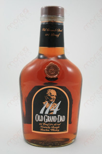 114 Old Grand Dad Whiskey 750ml
