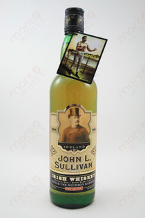 John L. Sullivan Irish Whiskey 750ml