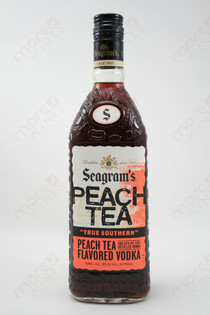 Seagram's Peach Tea Vodka 750ml