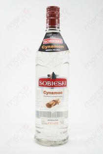 Sobieski Cynamon Vodka 750ml