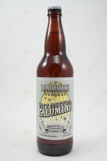 Bootlegger's Brewery Palomino American Pale Ale 22fl oz