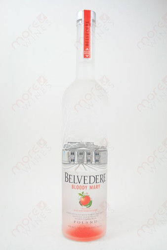 Belvedere Bloody Mary Vodka 750ml