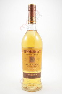 Glenmorangie The Original 10 Year Old Whiskey 750ml