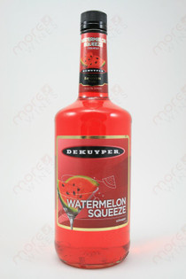 Dekuyper Watermelon Squeeze Schnapps 1L