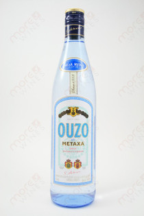Ouzo Metaxa Liqueur 750ml