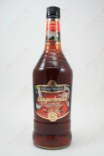 Hiram Walker Gingerbread Liqueur 1L