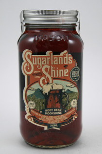 Sugarlands Shine Root Beer Moonshine 750ml
